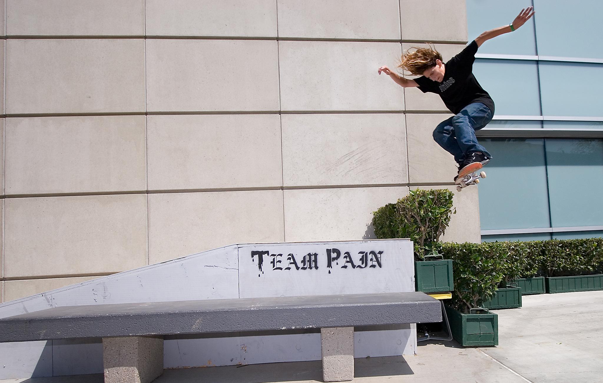Women's Skate Street/Vert added, 2003/2004