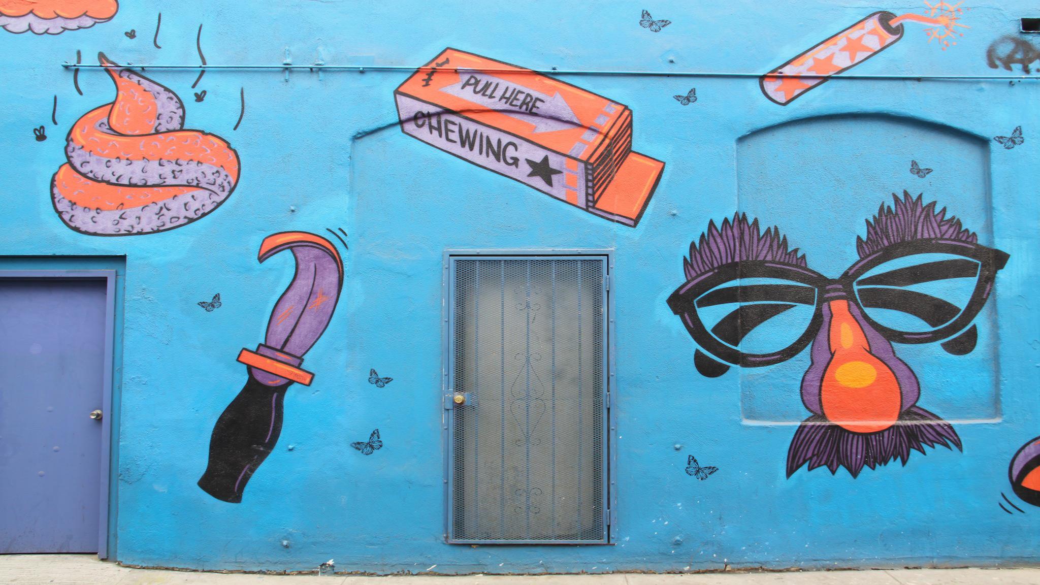 Wavecrest/Speedway, Venice Beach
