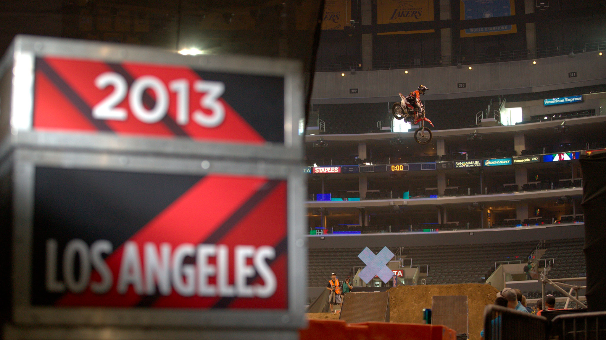 After a storied 11-year run in Los Angeles, Sunday marked the last time the city will host X Games.