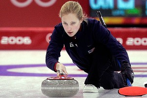Curling has similarities to bowling, shuffleboard and even golf, and requires intense concentration and precision.