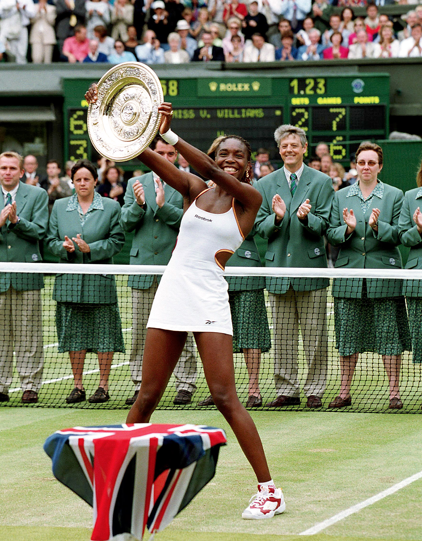 Pursuing Perfection: Venus Williams
