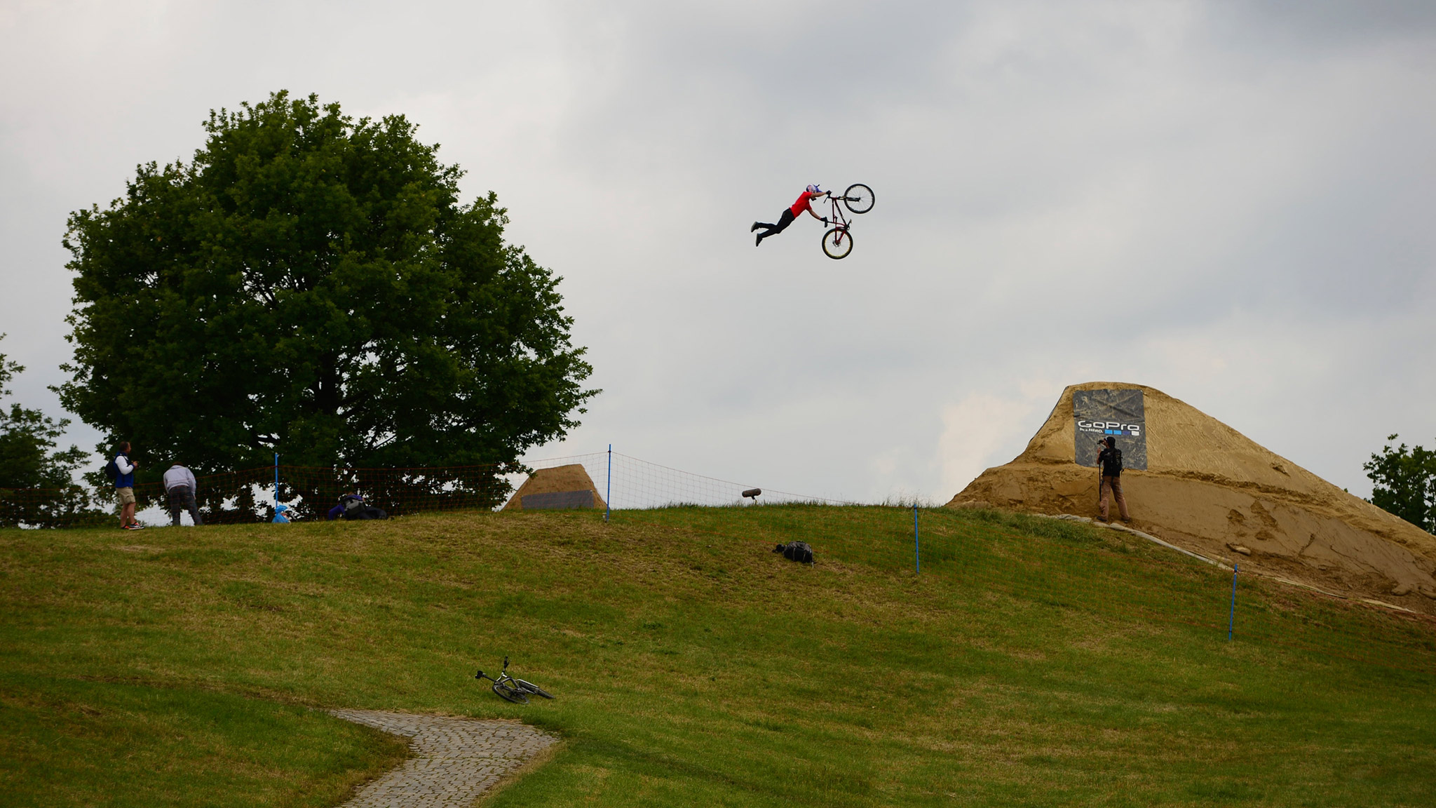 Darren Berrecloth -- Mountain Bike Slopestyle