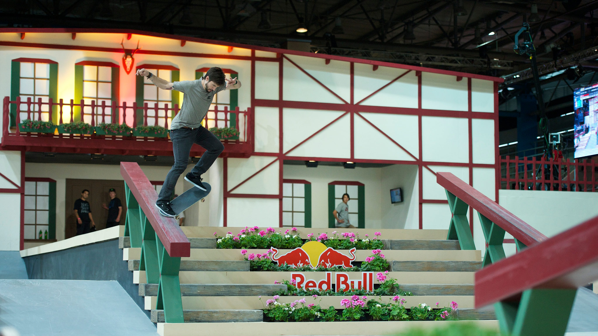 Chris Cole -- Street League Skateboarding