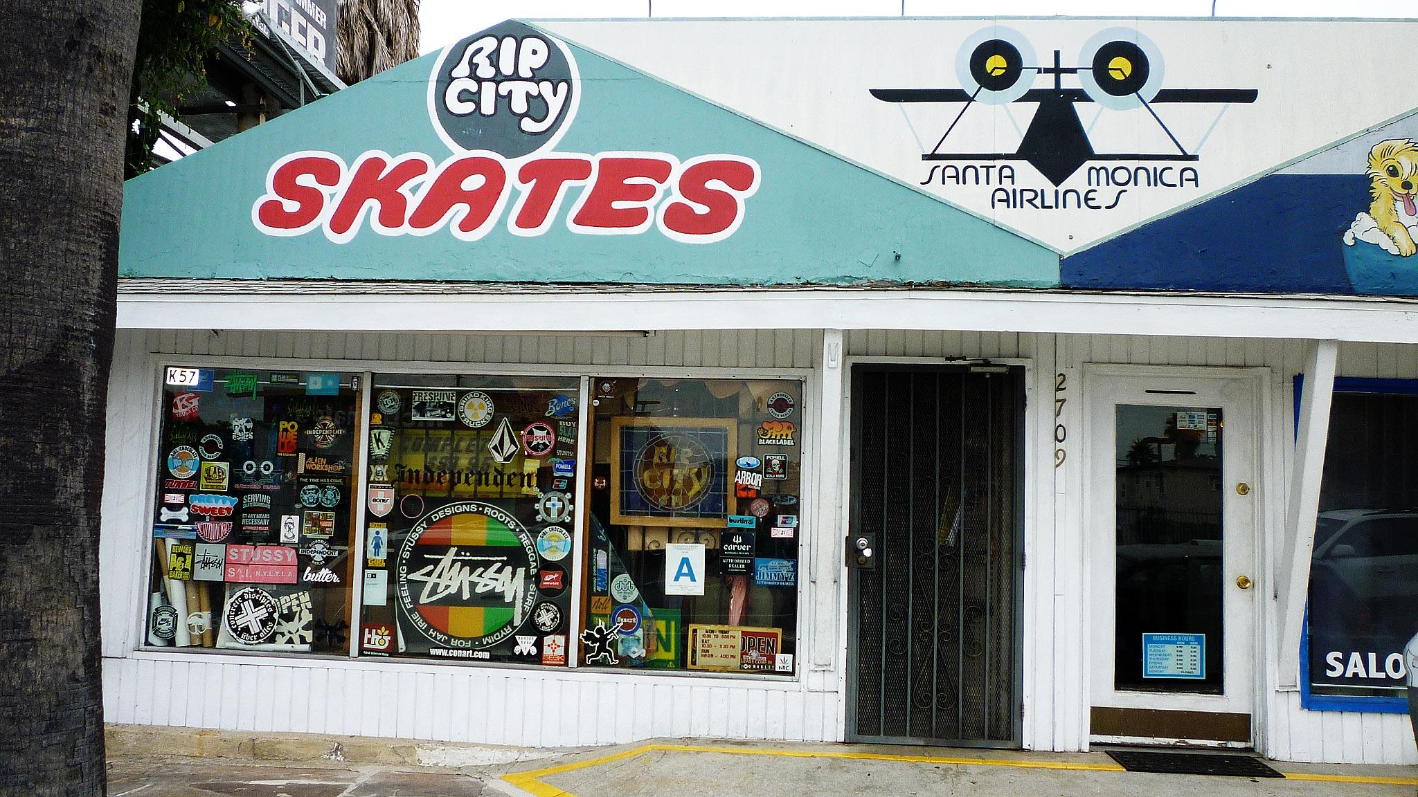 L.A. Skate Shops