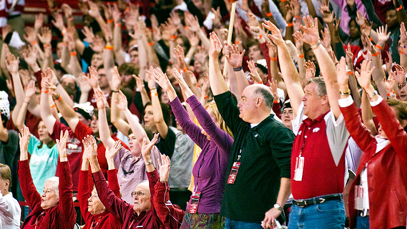 In honor of the recent fan promotions at Kansas State and Louisville, we decided to take a look at some of the wackiest giveaways and theme nights to fill seats in sports history. Warning: If you think bacon or beer is crazy, you havent seen anything yet.