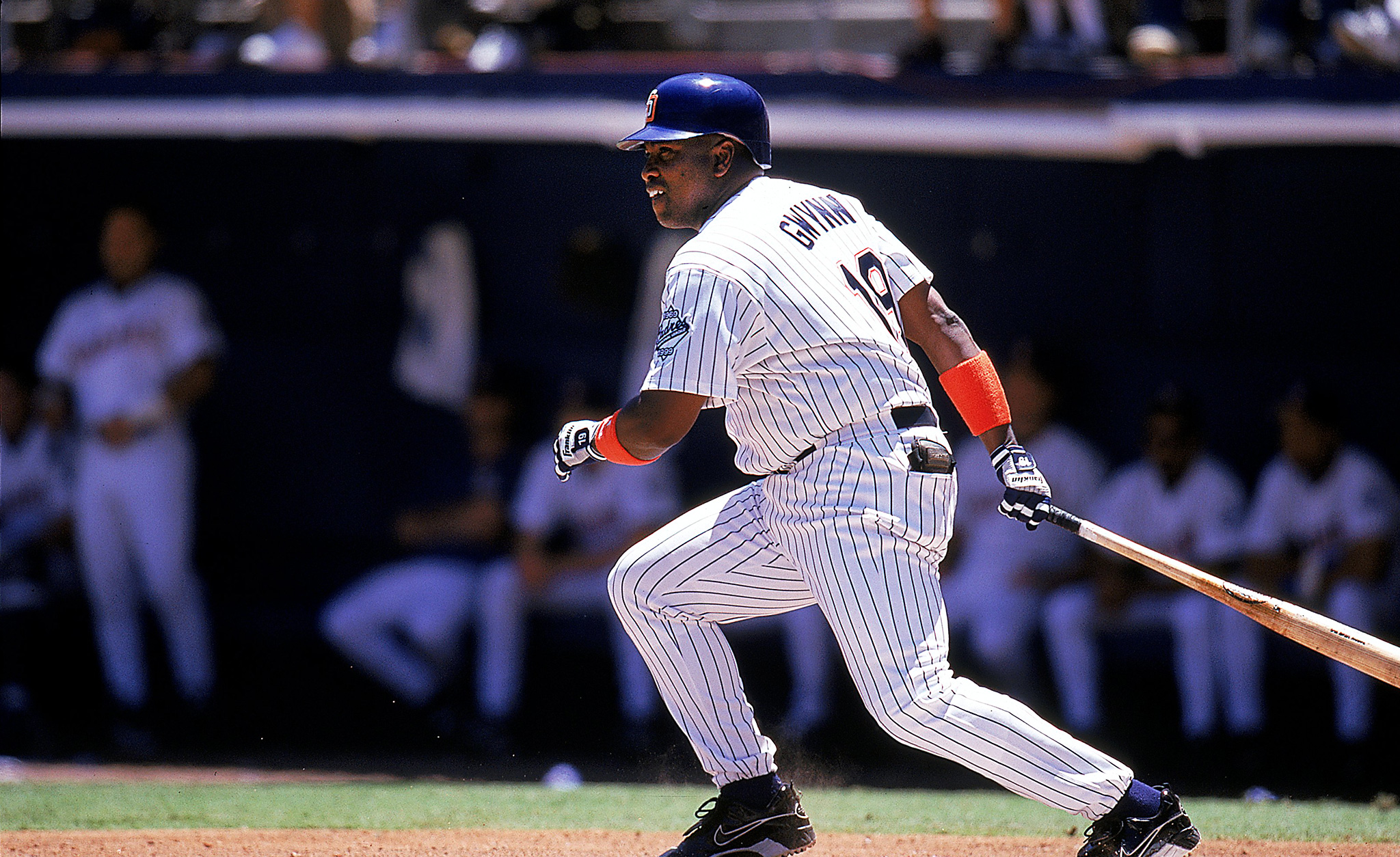 Best Hitter For Average: Tony Gwynn
