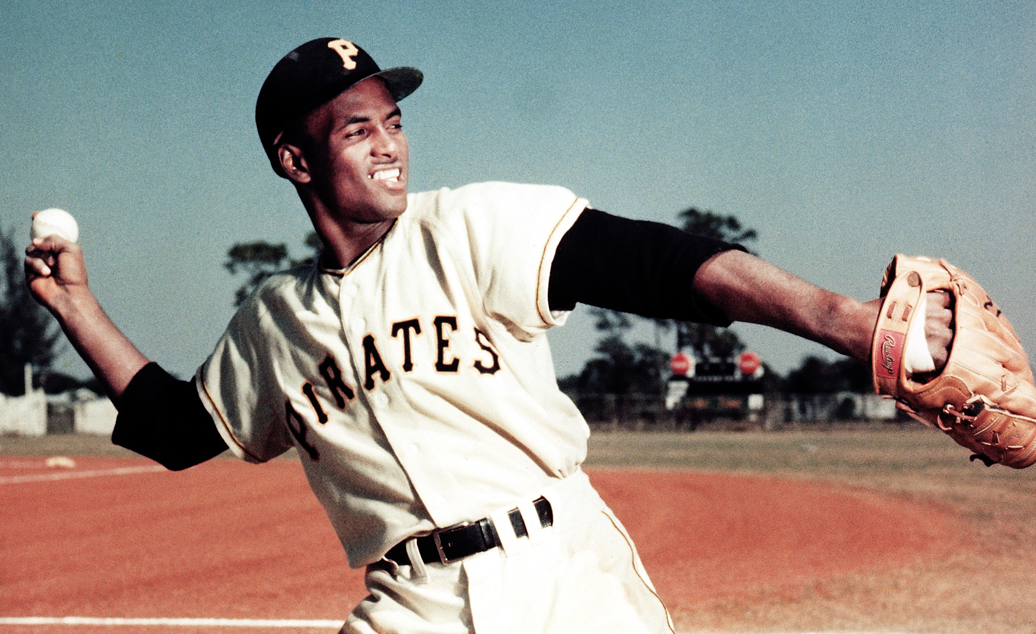 Best Outfield Arm: Roberto Clemente