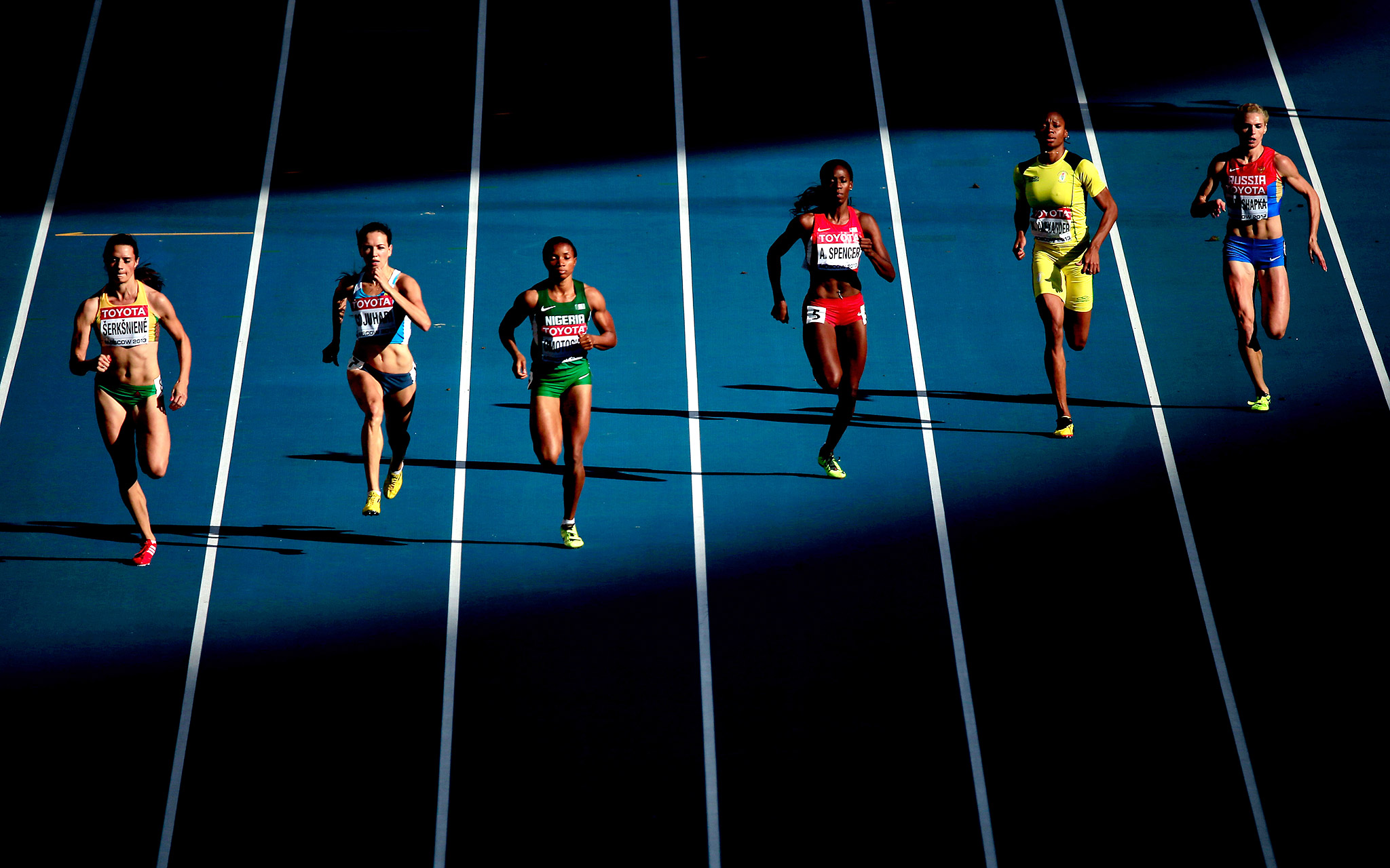 Track & Field World Championships