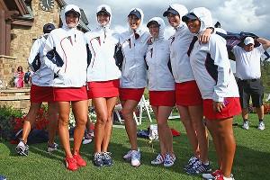 U.S. Solheim Cup Team players