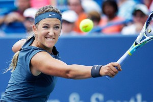 Victoria Azarenka's path to the US Open final should be smooth sailing.