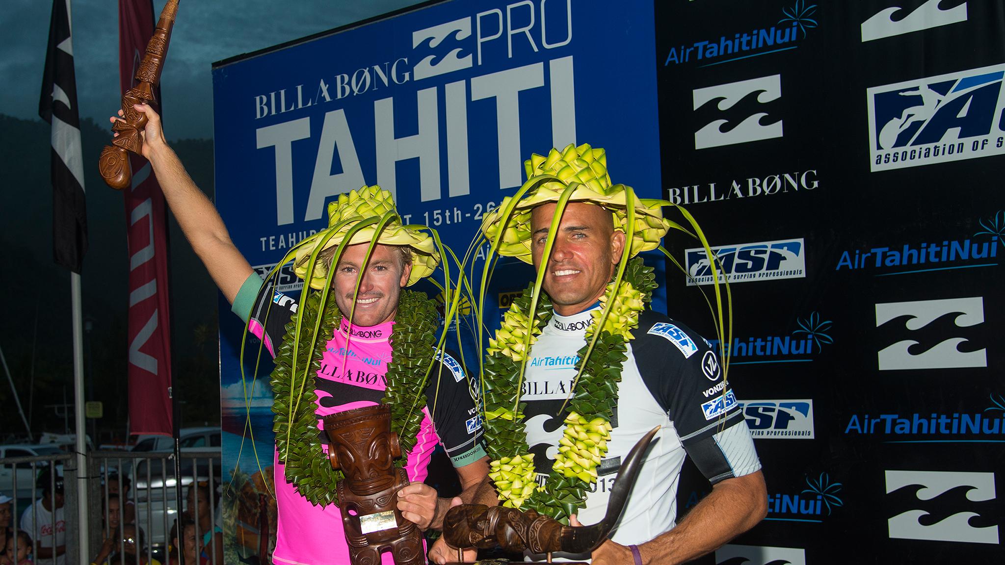Billabong Pro Tahiti Winners