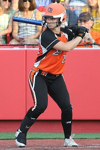 Chicago Bandits outfielder Megan Wiggins is the most complete player in the game right now, and nobody has figured out how to stop her.