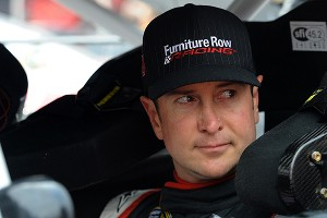 Stewart-Haas Racing is targeting Kurt Busch as its fourth driver next season.