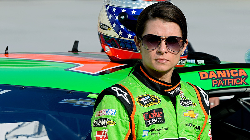 Danica Patrick encountered a different mentality during her years in England. The European developmental series didnt cotton to Americans, let alone women.