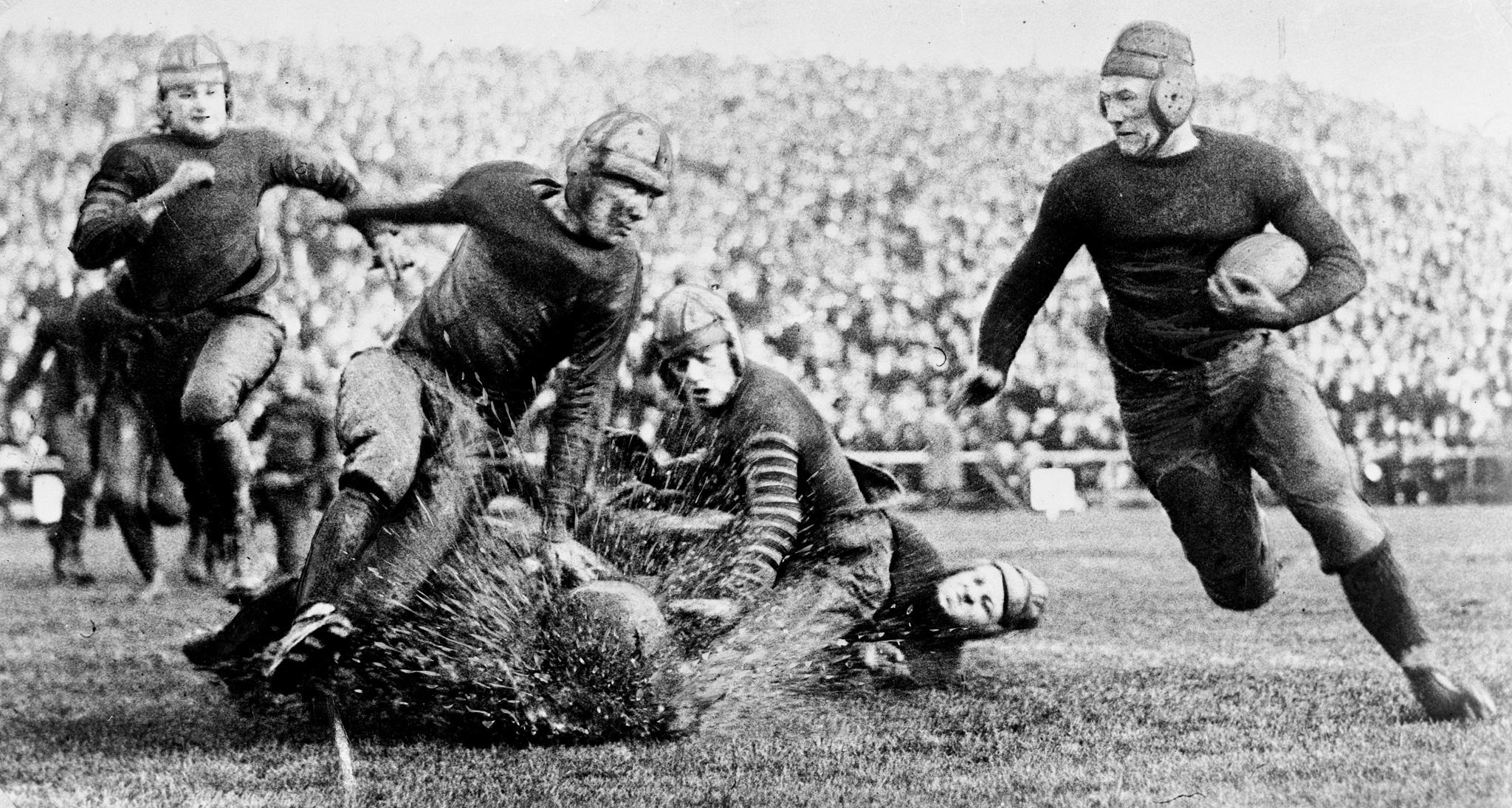 1922 Rose Bowl
