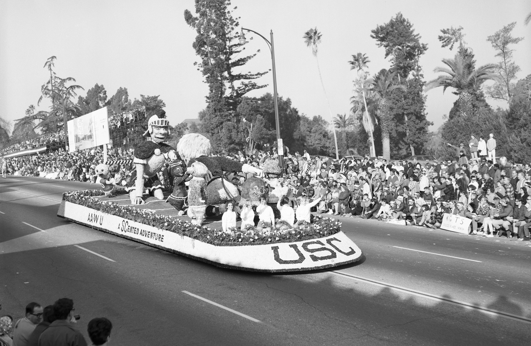 1968 Rose Parade