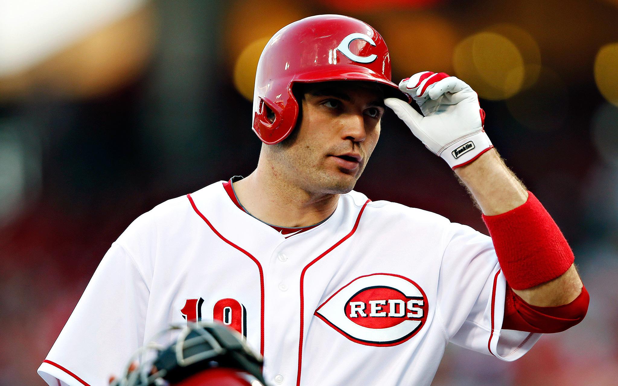 7. Joey Votto, Reds - 2 percent