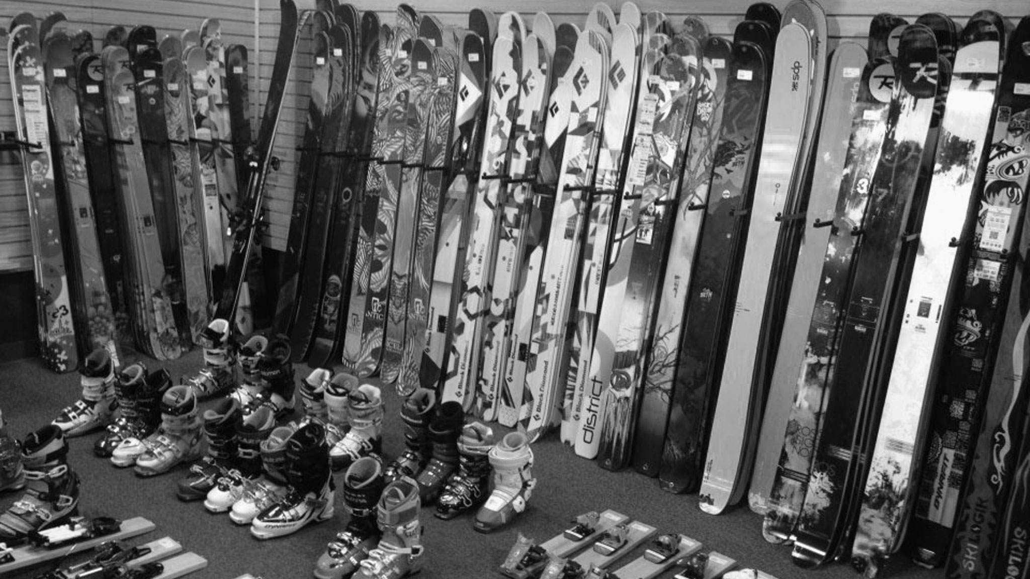 10 New Skis
