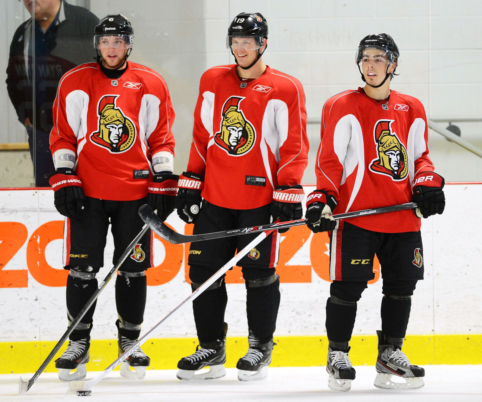 Bobby Ryan in Ottawa