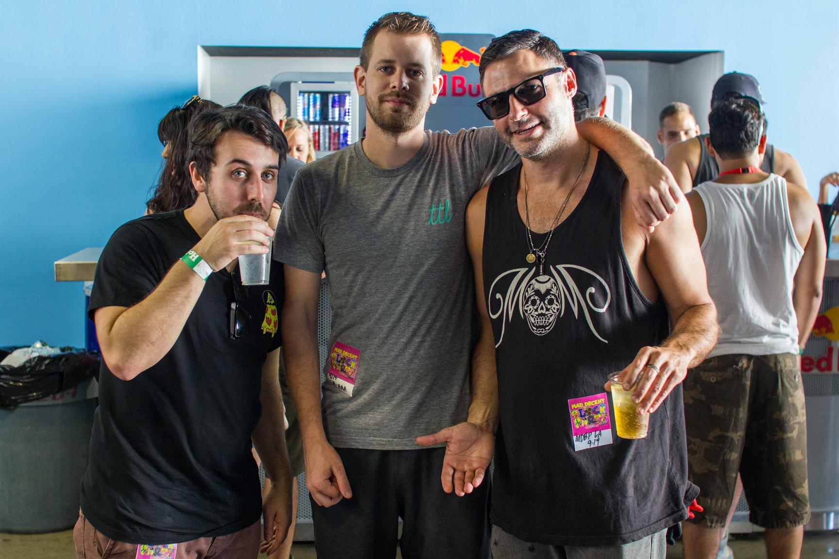 Thirsty Trio