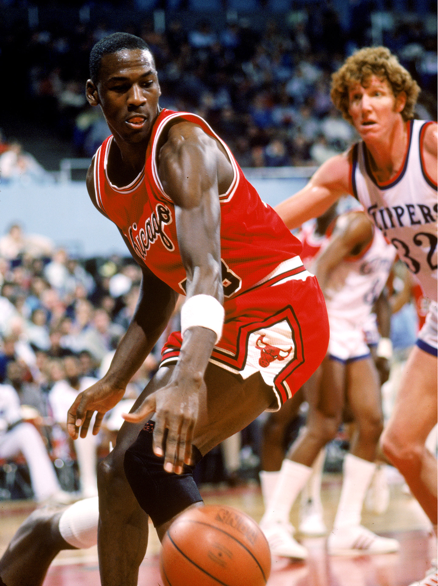 Rookie Sensation - Michael Jordan Moments - ESPN