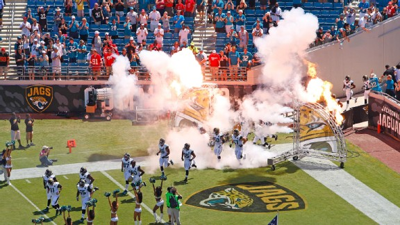 Are the Jags a candidate to relocate? Poor attendance and their owner's global outlook fuel rumors.
