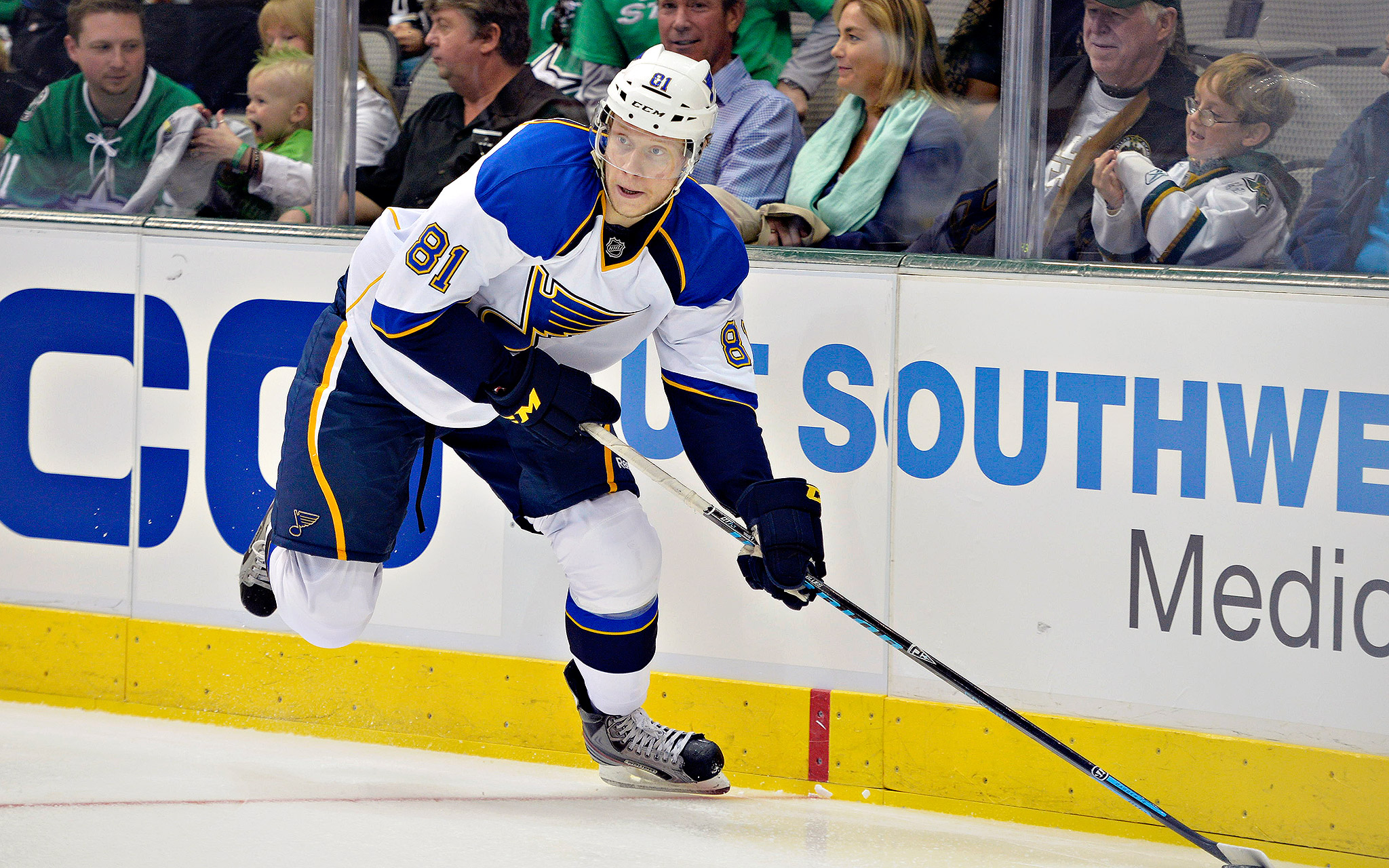 Vladimir Tarasenko, St. Louis Blues