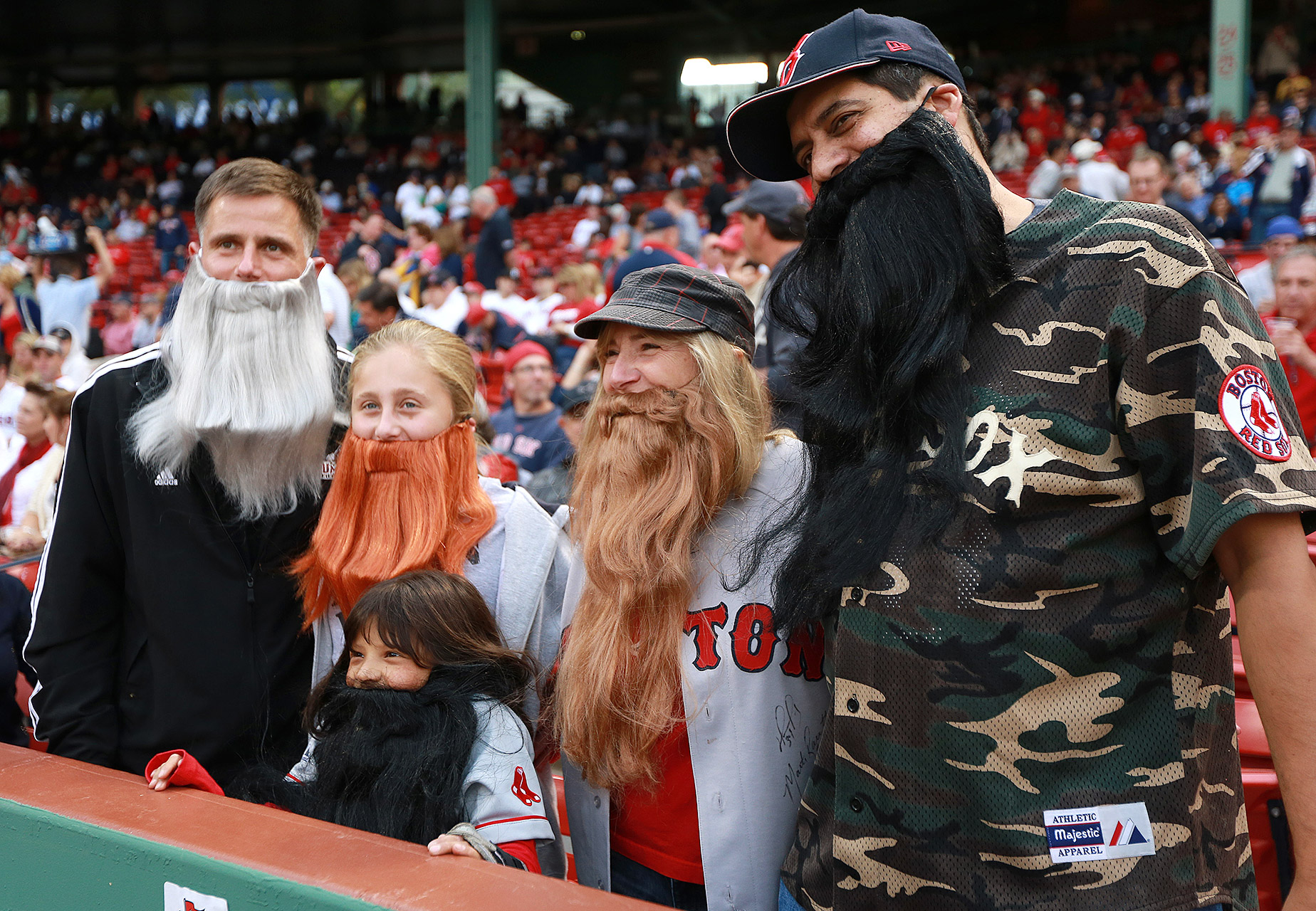 Boston Beards