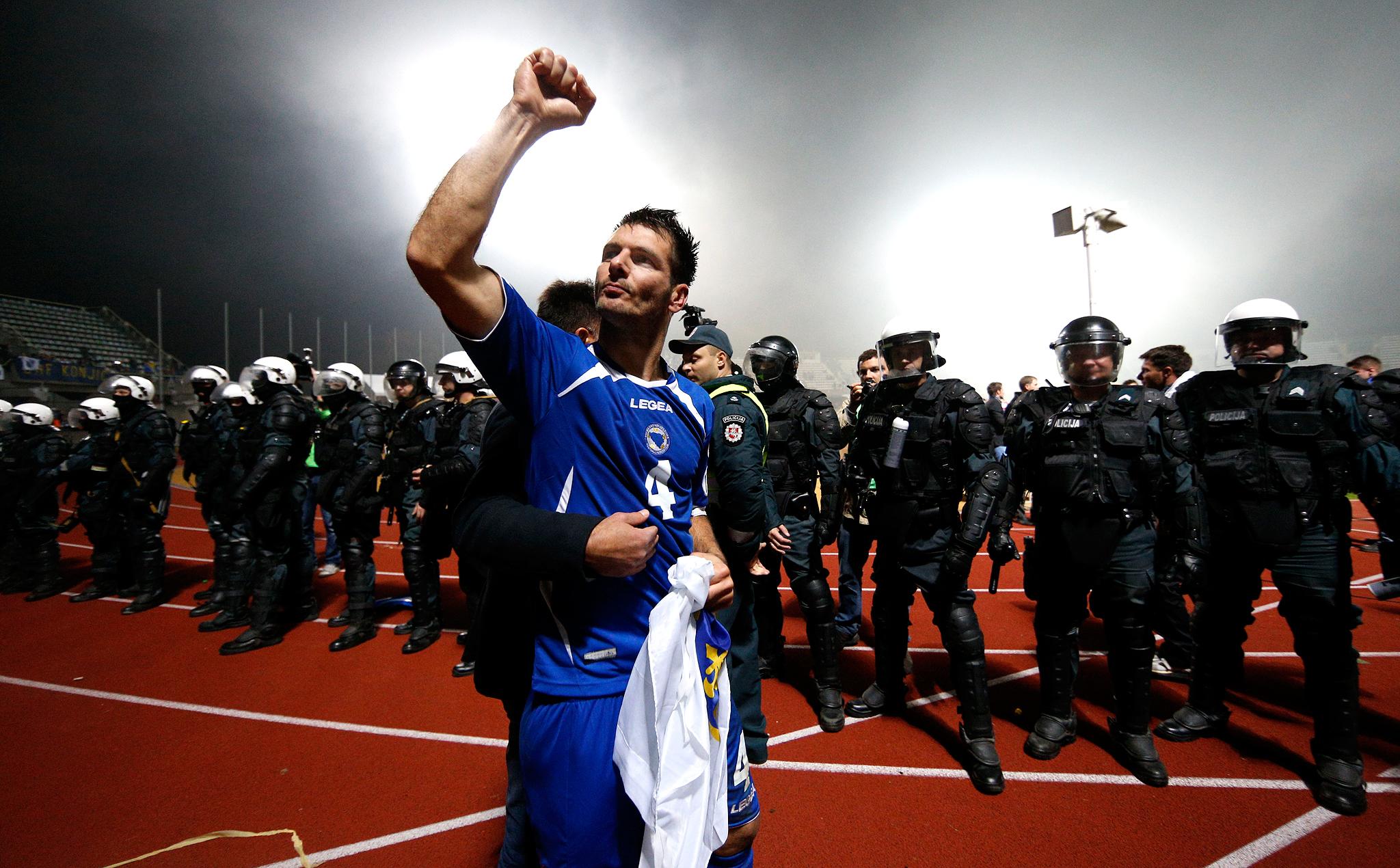 Bosnia Wins