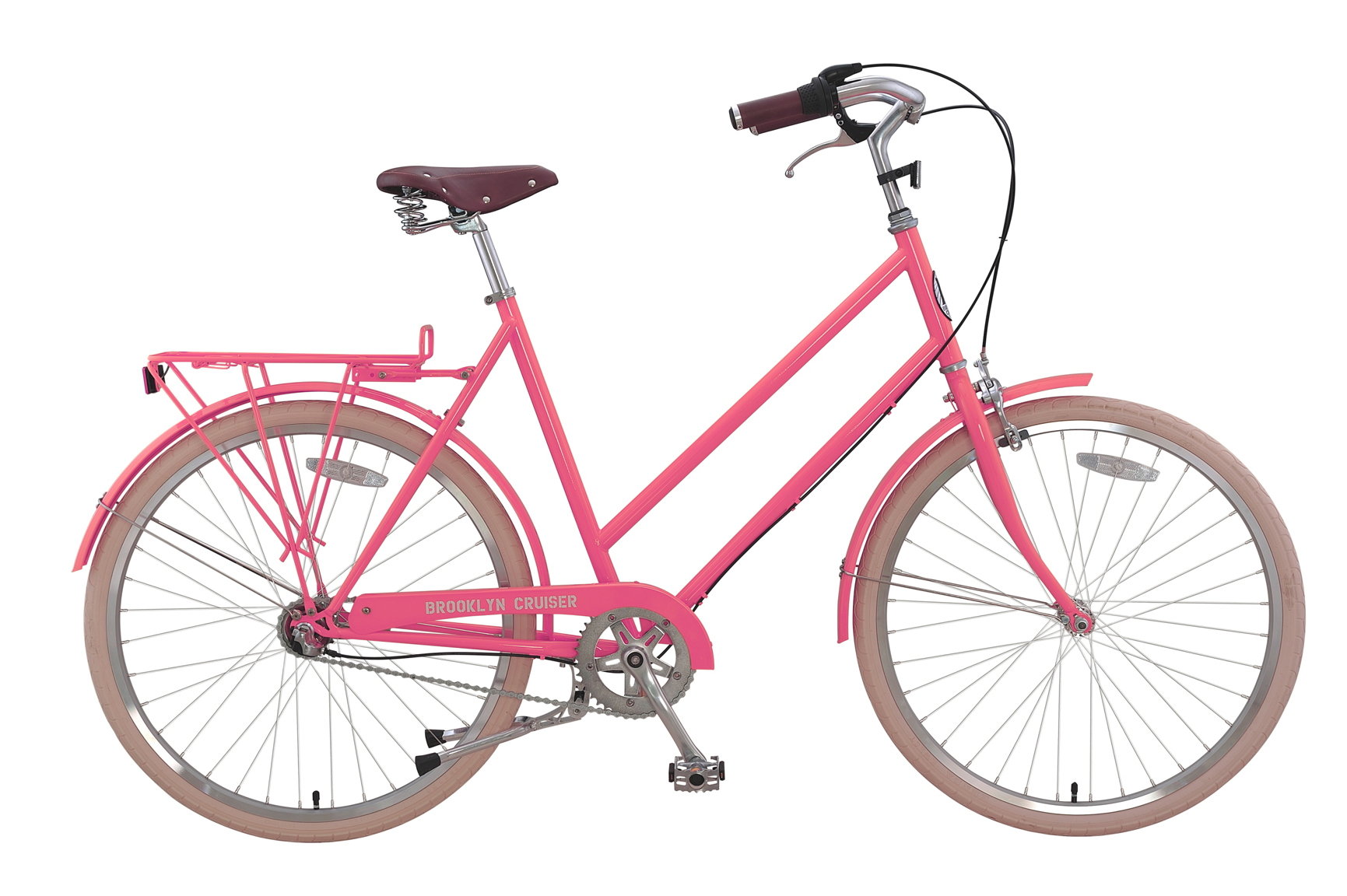 Pink Willow Cruiser, Brooklyn Bicycle Co.