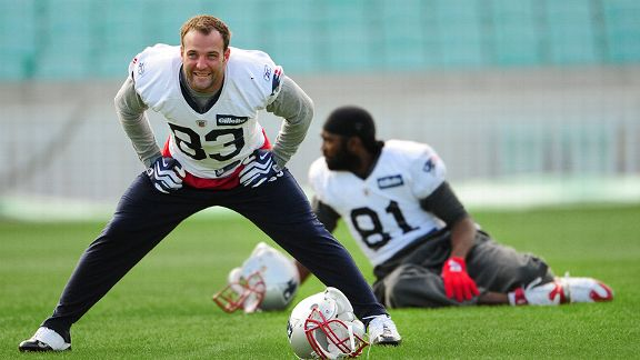 Wes Welker and Randy Moss rewarded the Patriots with gaudy statistics after arriving via trade.