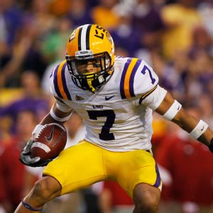 Tyrann Mathieu was a Heisman Trophy finalist after 2011 season. He won the Chuck Bednarik Award, given to the best defensive player in college.