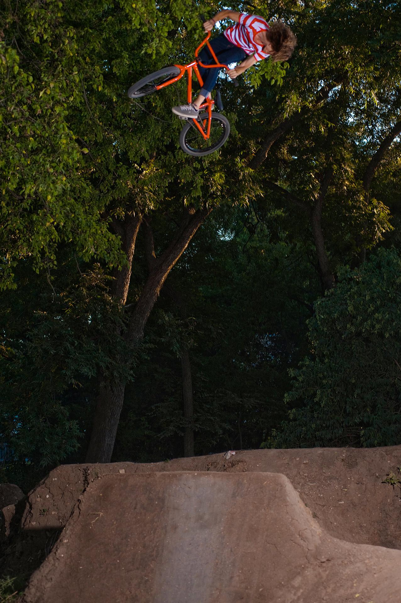 Tom Dugan, BMX pro