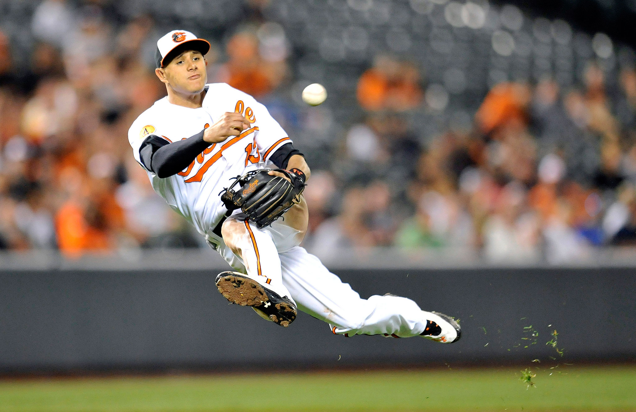 Third Base: Manny Machado