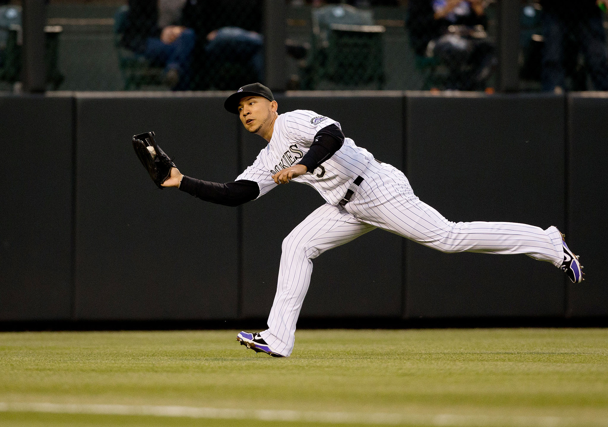 Left Field: Carlos Gonzalez