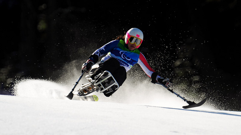Alana Nichols won four medals at the 2010 Paralympic Games -- and wants to add to her medal haul in 2014.