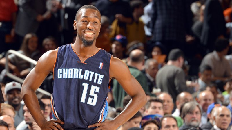 Kemba Walker's 25-point performance at his person playground, Madison Square Garden, on Tuesday night gave Charlotte fans a very rare chance to smile.