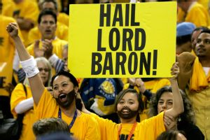 Golden State Warriors fans