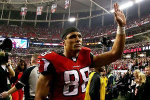 In Sarah Spain's sports utopia, Falcons tight end Tony Gonzalez would have walked into the sunset as a Super Bowl winner and MVP.