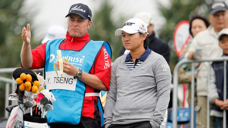 Ranked No. 1 for 109 weeks, Yani Tseng fell out of the top spot in March and proceeded to plummet. By years end she was a mystifying 29th. For the first time in her LPGA career, she was winless on tour.