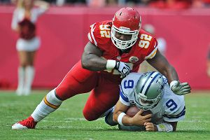 There's a reason Dontari Poe had scouts drooling over him at the 2012 combine.