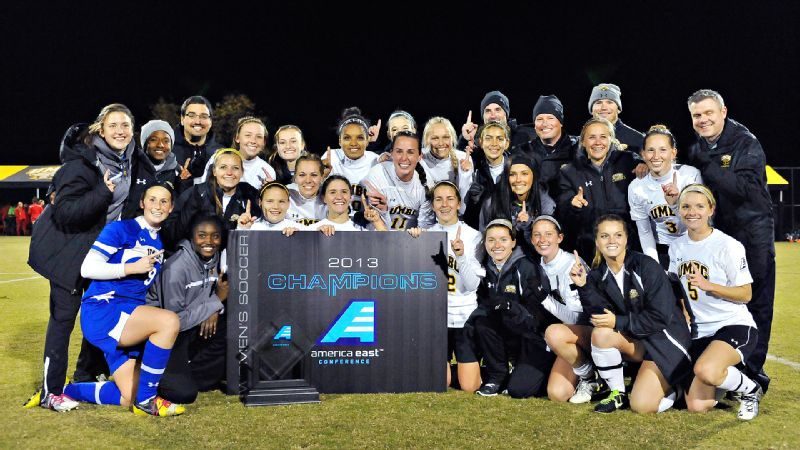 After going 3-39-9 the past three seasons, UMBC went 13-5-2 this season, tying for the regular-season conference title and winning the conference tournament.