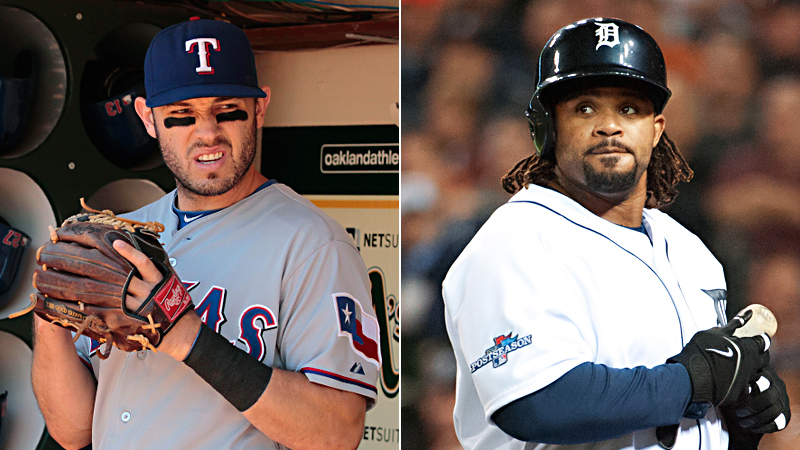 It might be a little weird that Ian Kinsler and Prince Fielder were traded for each other after discussing  trades with each other.