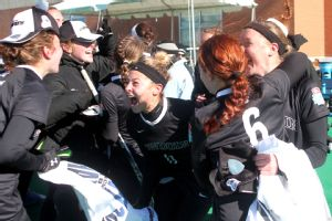 The Bowdoin Polar Bears had the right nickname for a frigid day in Norfolk, Va., and edged Salisbury, 1-0, in the Division III game for their fourth national title.
