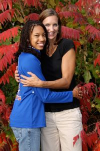 Chase Coley and her mother one month before Kelli Jo Behrens-Coley's death.
