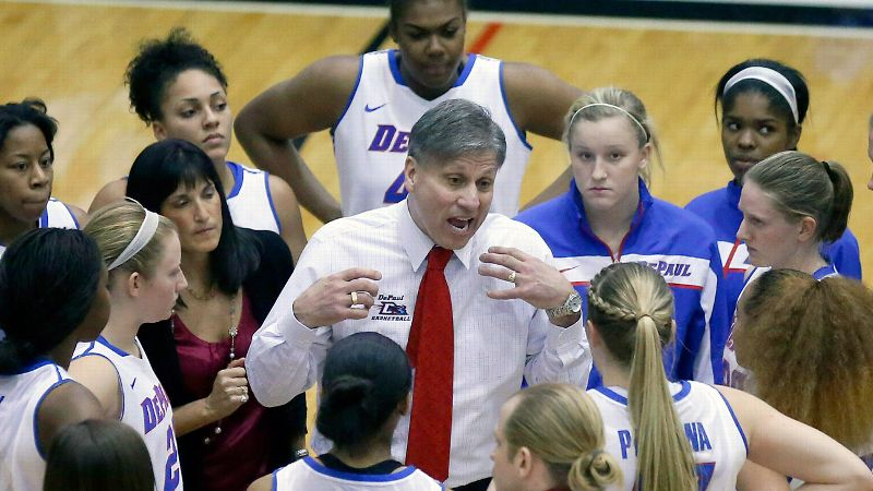 What fan of women's basketball isn't happy to see a servant like Bruno rewarded with a conference title? For so many years as the David amid a collection of Big East Goliaths, DePaul handled its newfound role of preseason favorite in the revamped league with aplomb. Bruno's teams always play the kind of basketball you want to watch. i--  Graham Hays/i