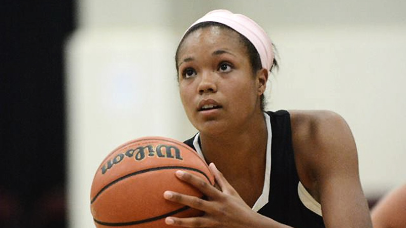 Napheesa Collier, the No. 7 prospect in the espnW HoopGurlz Super 60 for the 2015 class, has narrowed her choices down to Missouri, Connecticut, Notre Dame, Kentucky and Maryland.