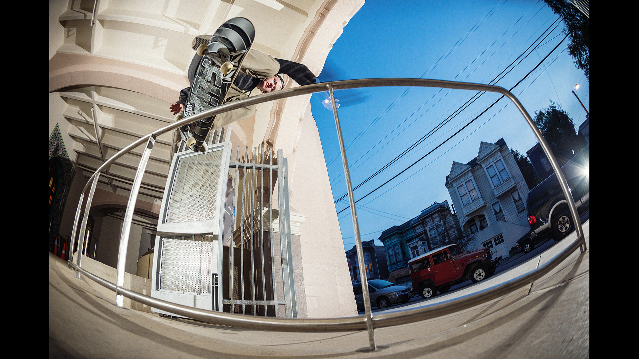 Dan Zaslavsky -- end of year 2013 skate portfolio