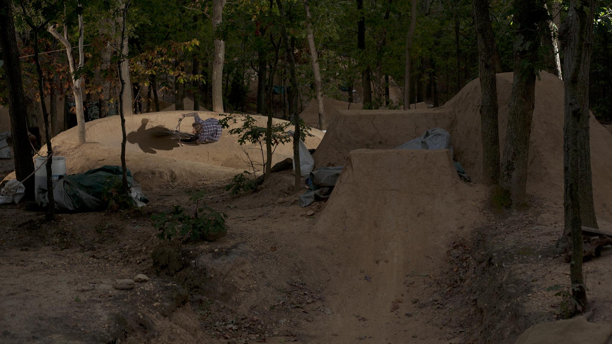 Kaminski at Boondock Trails