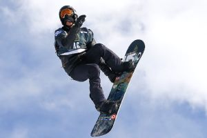 Shaun White said his injured wrist  shouldn't keep him from competing in the slopestyle event, which begins Thursday.